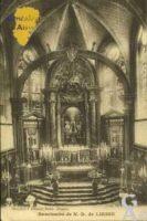 Sanctuaire N. D. de liesse. - Contributeur : Eliane Martin