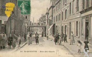 rue des Glacis - Contributeur : Guy Gilkin