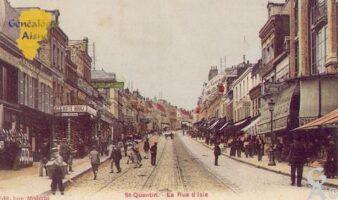 rue d'Isles - Contributeur : Guy Gilkin