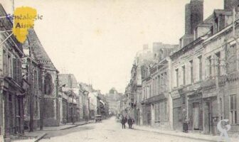 rue Emile Zola - Contributeur : Guy Gilkin