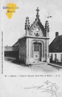 Chapelle blanche - Contributeur : Colette Brille