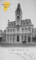 Hôtel de Ville - Contributeur : Colette Brille