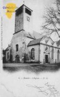 L'église - Contributeur : Colette Brille