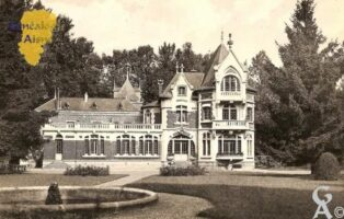 le château - Contributeur : Michel Bouyenval