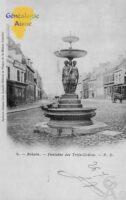 Fontaine des Trois Grâces - Contributeur : Colette Brille