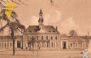 l' Hôtel de Ville - Contributeur : Michel Bouyenval