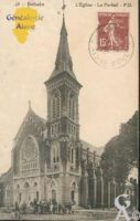 l'église - Contributeur : Sébastien Sartori