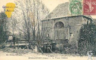 le Vieux Château - Contributeur : Michel Bouyenval