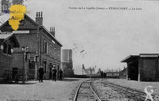 la Gare - Contributeur : Jean Claude Menu