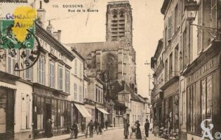 Rue de la Buerie - Contributeur : Michel Bouyenval