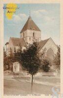 l'église - Contributeur : Evelyne Dameron - Edition PenLoup