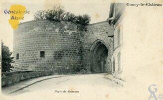 la porte de Soissons - Contributeur : Maryse Trannois