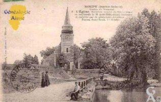 L'église - Contributeur : M. Séverin