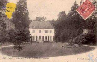 Le Château, propriété de M. TURON, Sénateur. - Contributeur : M. Séverin