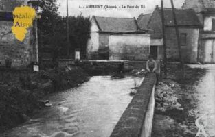 le Pont du Rû - Contributeur : Guy Gilkin