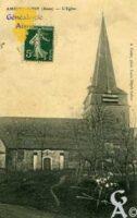 l'église - Contributeur : Eliane martin