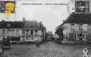 rue du Vieux Château - Contributeur : Guy Gilkin