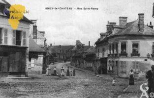 rue Saint-Rémy - Contributeur : Guy Gilkin