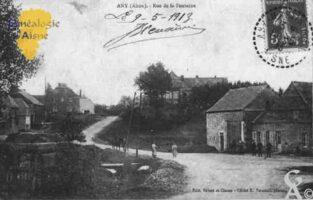 Rue de la Fontaine - Contributeur : Guy Gilkin