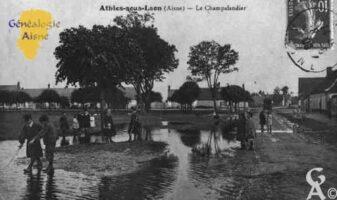 Le Champalandier - Contributeur : Guy Gilkin