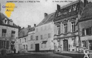 l'Hôtel de Ville - Contributeur : Guy Gilkin