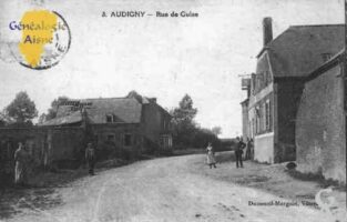 Rue de Guise - Contributeur : Guy Gilkin
