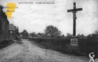 Route de Haution - Contributeur : Guy Gilkin
