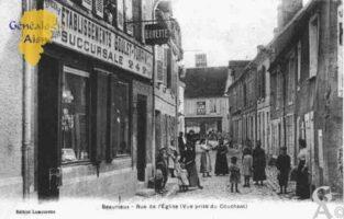 Rue de l'Eglise - Contributeur : Guy Gilkin