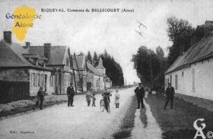 Riqueval, commune de Bellicourt - Contributeur : Guy Gilkin