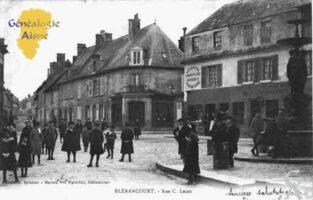 rue C. Lecat - Contributeur : Guy Gilkin