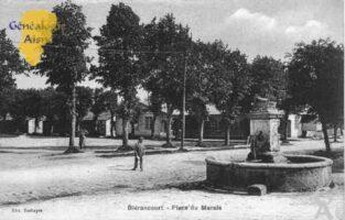 Place du Marais - Contributeur : Guy Gilkin