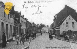 rue de Cambrai - Contributeur : Guy Gilkin