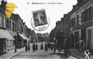 rue Saint-Antoine - Contributeur : Guy Gilkin