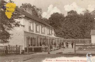 Hostellerie de l'étang de Blangy - Contributeur : Colette Brille