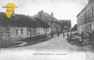 Rue de la Poste - Contributeur : Guy Gilkin