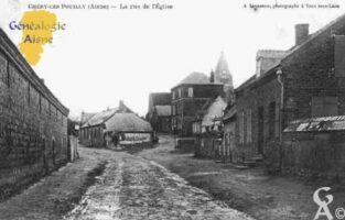 Rue de l'église - Contributeur : Guy Gilkin