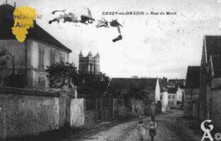 rue du Mont - Contributeur : Guy Gilkin