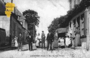 Rue des Gais Voisins - Contributeur : Guy Gilkin
