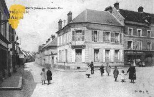 Grande Rue - Contributeur : Guy Gilkin