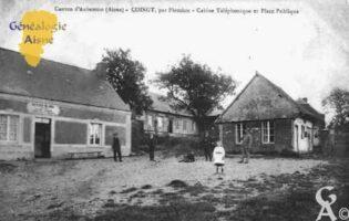 Cabine Téléphonique et Place Publique - Contributeur : Guy Gilkin