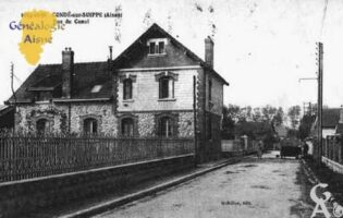 Rue du canal - Contributeur : Guy Gilkin