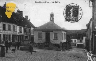 La Mairie - Contributeur : Guy Gilkin
