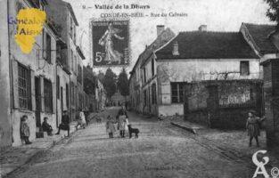 Rue du Calvaire - Contributeur : Guy Gilkin