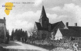 l'église ( 13é siècle) - Contributeur : Guy Gilkin