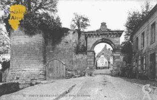 la Porte de Chauny - Contributeur : Guy Gilkin