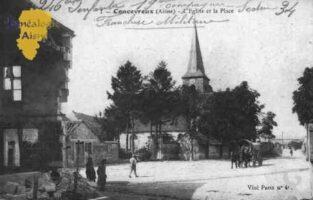 L' Église et la Place - Contributeur : Guy Gilkin