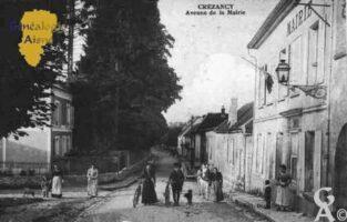 Avenue de la Mairie - Contributeur : Guy Gilkin