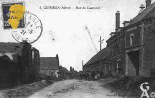 Rue de Caumont - Contributeur : Guy Gilkin