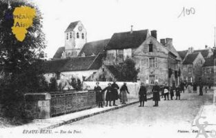 Rue du Pont - Contributeur : Guy Gilkin