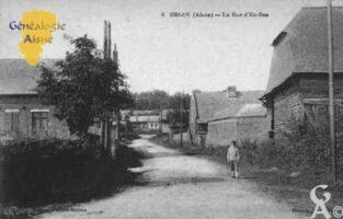 La Rue d'En-Bas - Contributeur : Guy Gilkin